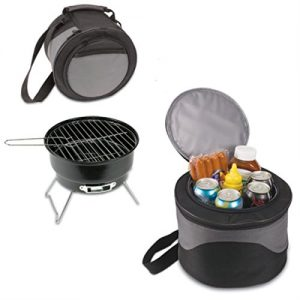 2 in 1 BBQ Grill With a Cooler Bag