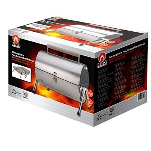 BBQ Collection Stainless Portable Barbecue