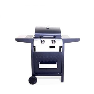 BillyOh Garden Grill 2 Burner Hooded Gas BBQ
