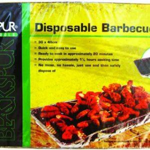 Blackspur BB-BBQ176 Disposable BBQ – 48 x 30cm