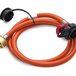 Char-Broil Hose and Regulator Adaptor Kit for 180 Patio Bistro/X200 Grill2Go – Orange