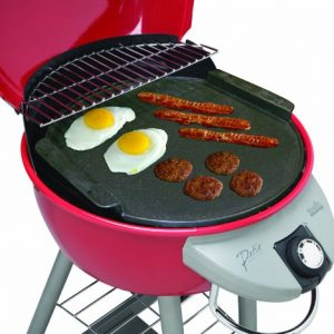 Char-Broil Patio Bistro Cast Iron Griddle With Handles