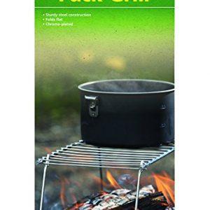 Coghlans Pack Grill – Metallic