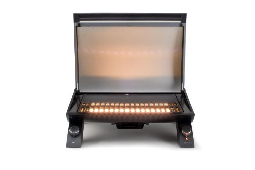 grand hall e grill infra red electric stainless steel barbecue bbq sale. Black Bedroom Furniture Sets. Home Design Ideas