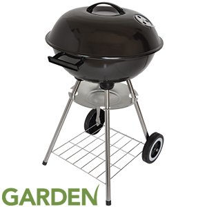 High Quality Garden Classic Kettle Charcoal BBQ: 17″
