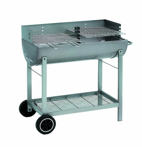 landmann grill chef 11543 oil drum barbecue bbq sale. Black Bedroom Furniture Sets. Home Design Ideas