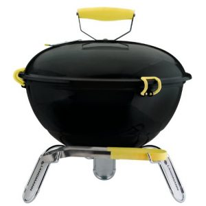 Landmann Piccolino 31374 37cm Portable Charcoal Barbecue – Black