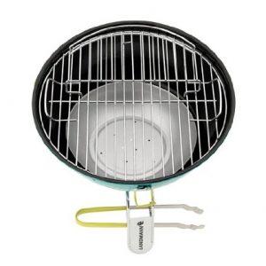 Landmann Piccolino 31373 37cm Portable Charcoal Barbecue – Lime Green