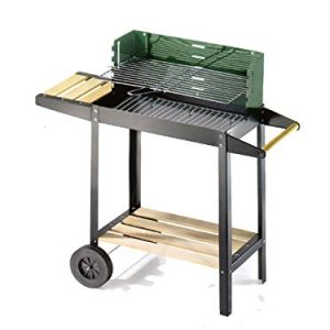 OMPAGRILL 47166 CHARCOAL BARBECUE 50-25 50311 W/GREEN