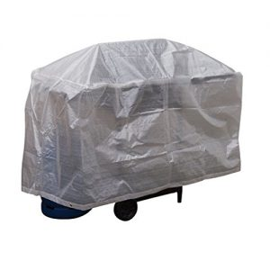 Silverline 204281 BBQ Cover, 1220 x 710 x 710 mm