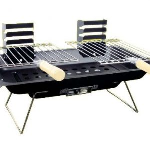Steel Hibachi Grill