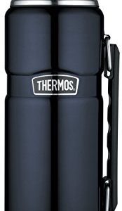 Thermos Stainless King Flask – 1.2 L, Midnight Blue