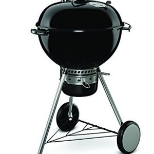 Weber 14501004 Master Touch GBS Charcoal Barbecue Diameter 57 cm Black