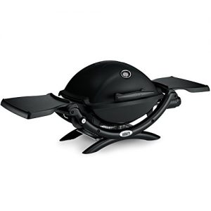 Weber Q 1200 Barbecue Black
