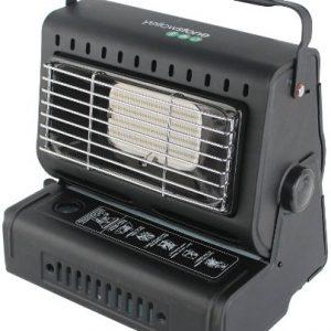 Yellowstone Portable Gas Heater – Multi-Colour